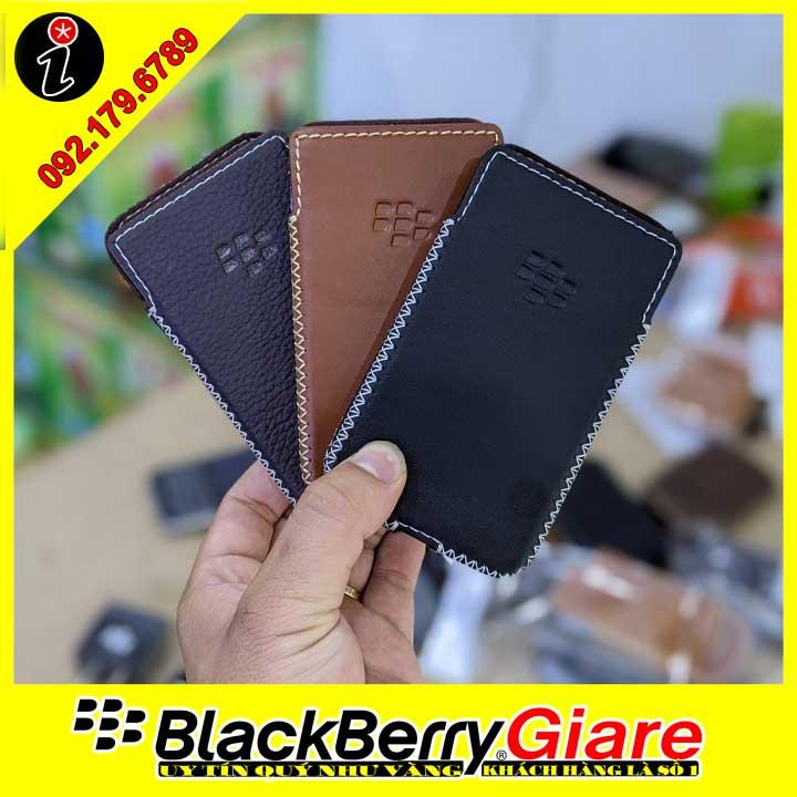Bao Da BlackBerry Classic Q20