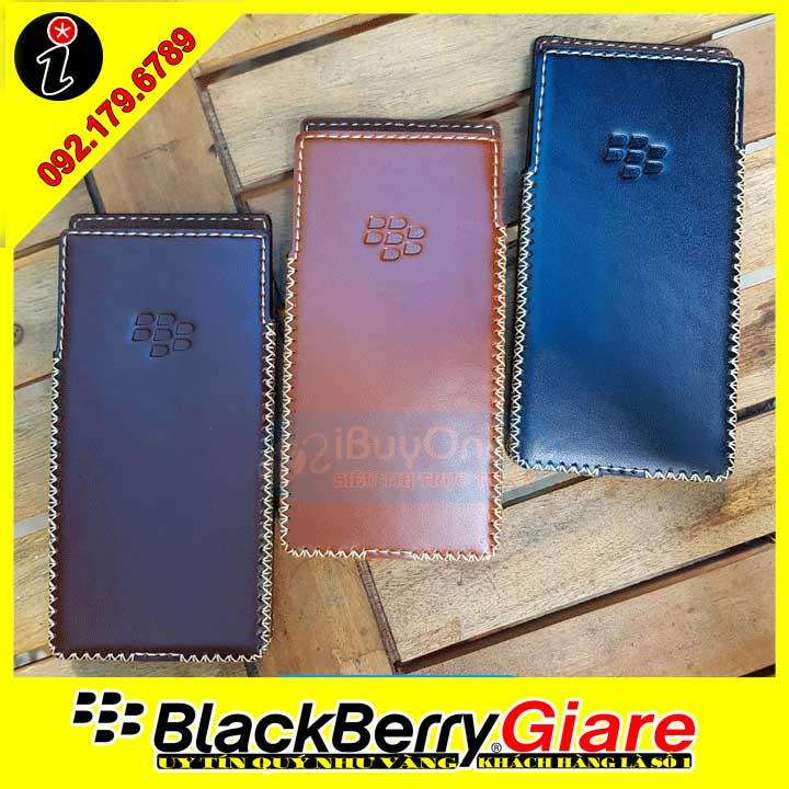 Bao Da BlackBerry Key2