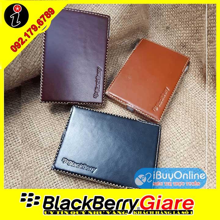 Bao Da BlackBerry Passport Silver
