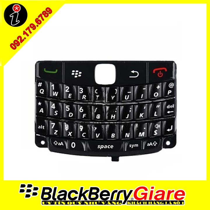 Thay Bàn Phím BlackBerry 9700/9780