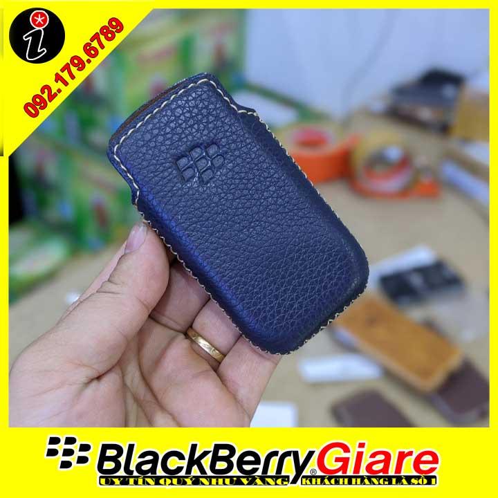 Bao Da BlackBerry Pearl 9100/9105