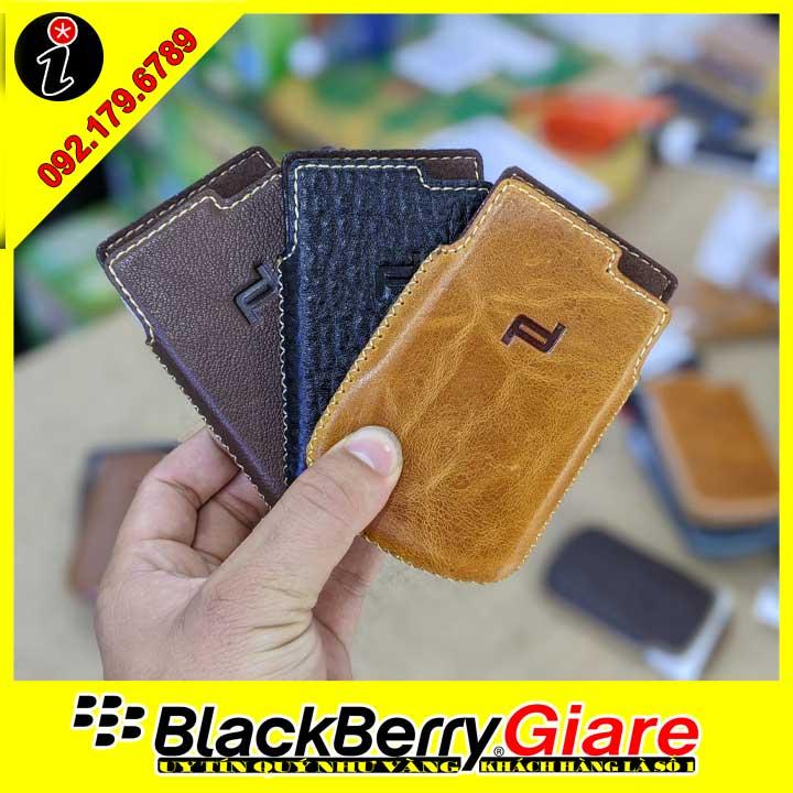 Bao Da BlackBerry Porsche Design 9981