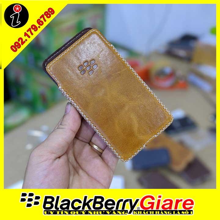 Bao Da BlackBerry Z30 Handmade