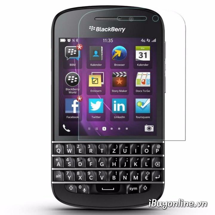 dán màn hình BlackBerry Q10