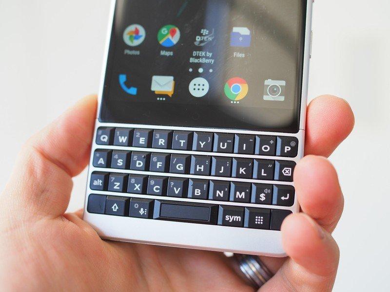 điện thoại BlackBerry Key 2
