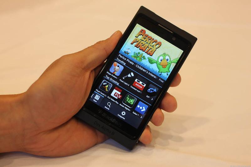 hệ điều hành BlackBerry 10