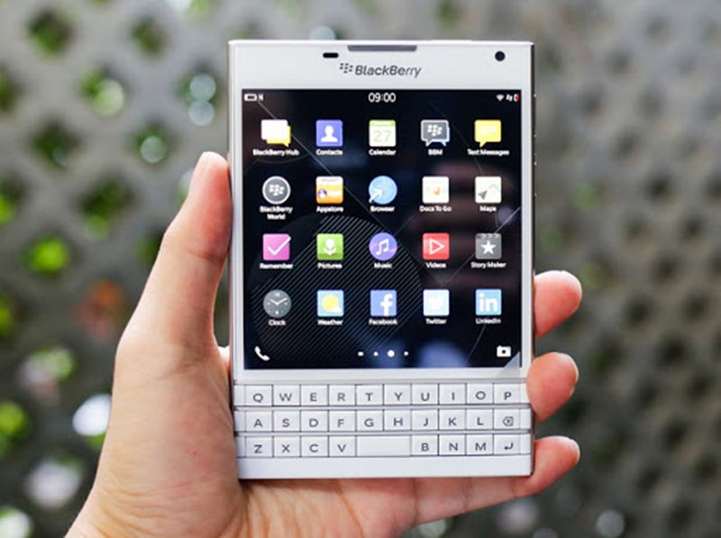 pin BlackBerry Passport chính hãng