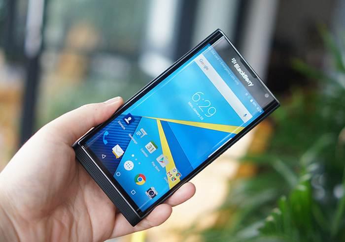 bán BlackBerry Priv