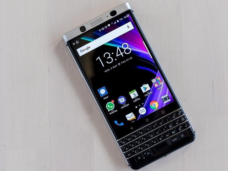bàn phím BlackBerry Keyone