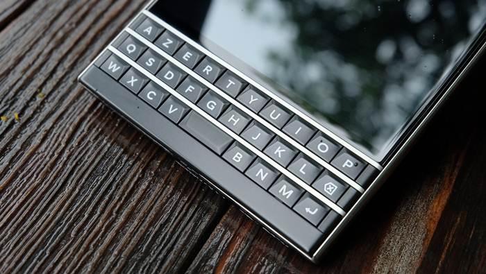 BlackBerry Passport Chính hãng