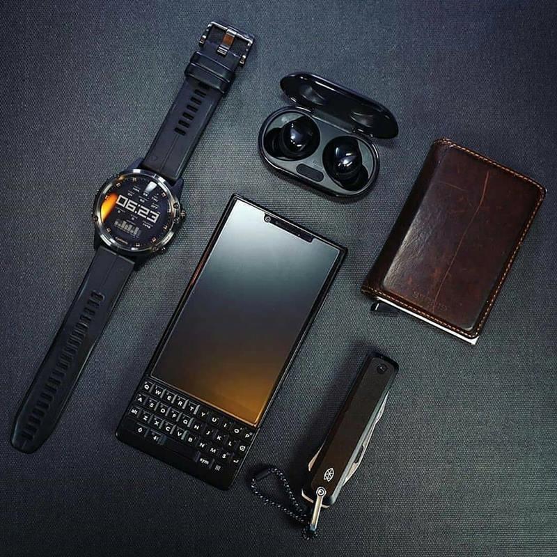 Cấu hình BlackBerry Key 2