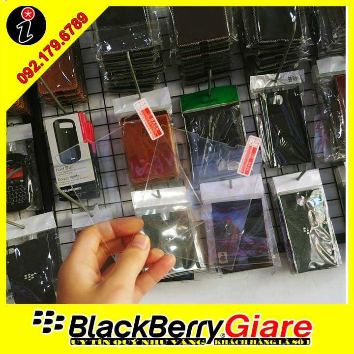 cường lực blackberry passport