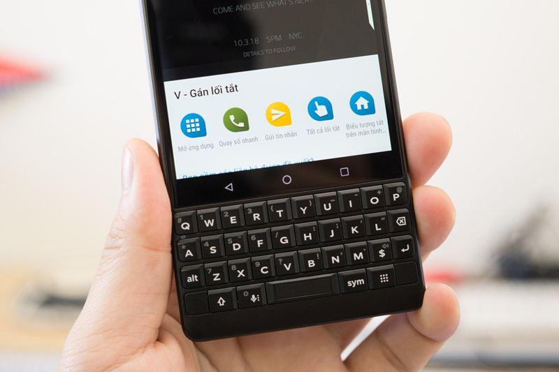 màn hình BlackBerry Key2