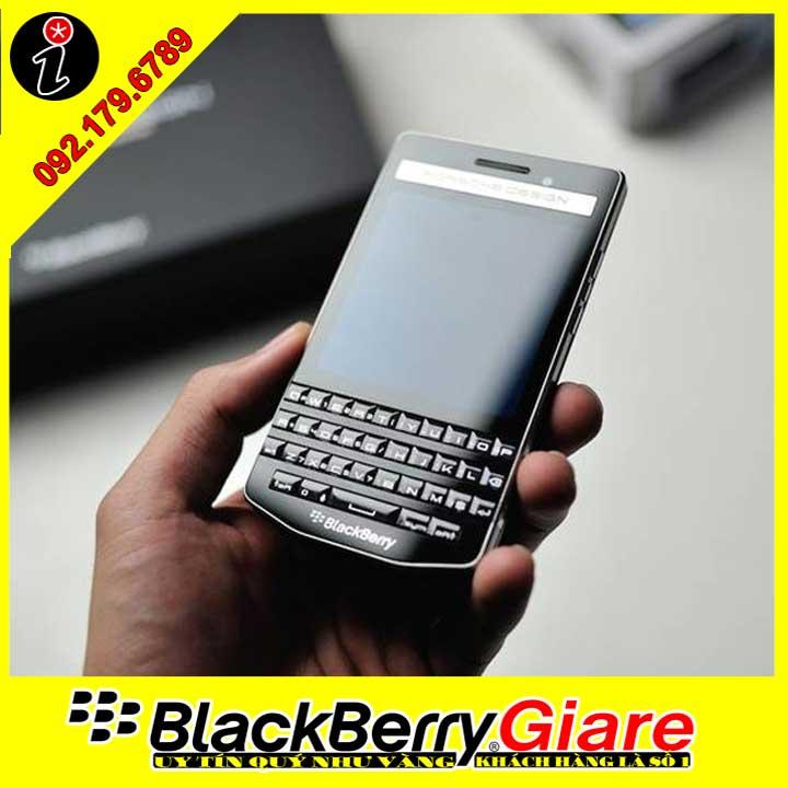 BlackBerry Porsche Design 9983 Main Q10