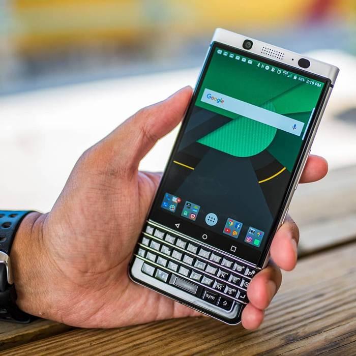Bán BlackBerry Keyone