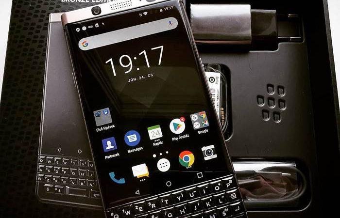 Cửa hàng bán Blackberry Keyone TPHCM